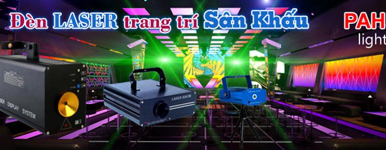 Đèn laser trang trí sân khấu